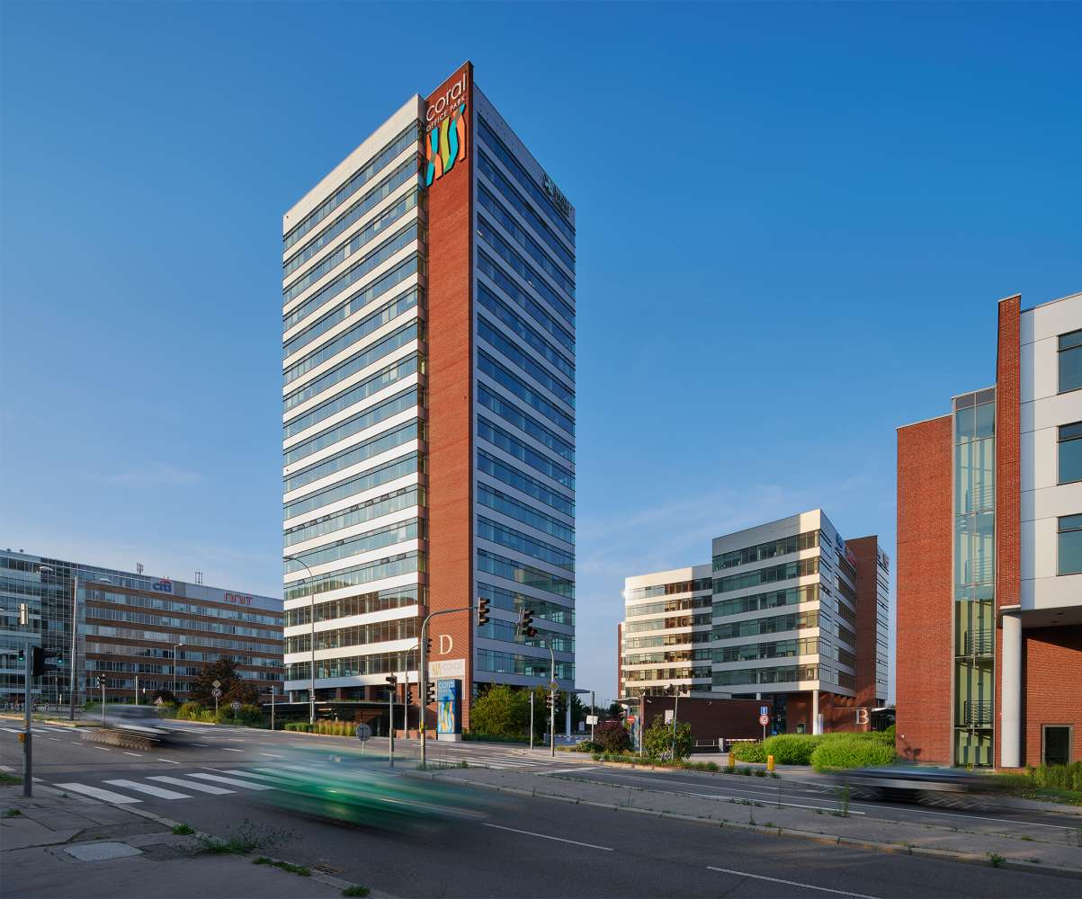 Coworking and serviced offices Prague, 158 00 - Serviced Offices & Coworking Coral Office Park - D