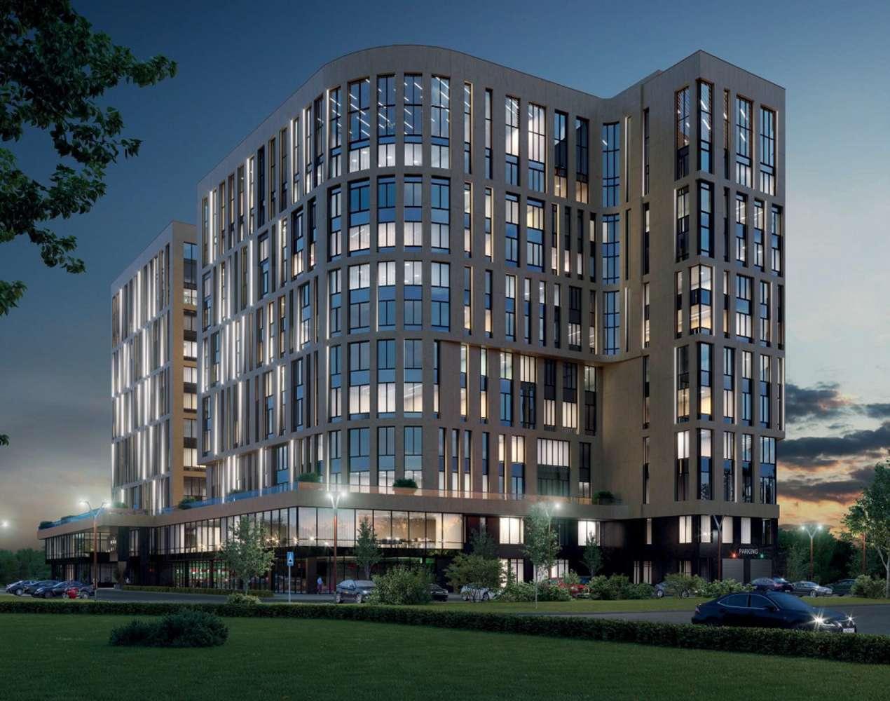 Офисная недвижимость Москва,  - Rublevo Business Park