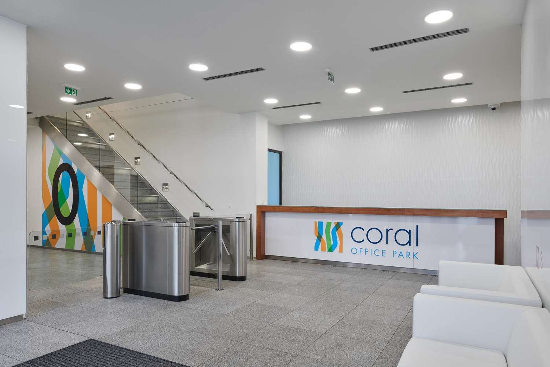 Offices Prague, 158 00 - Coral Office Park - B