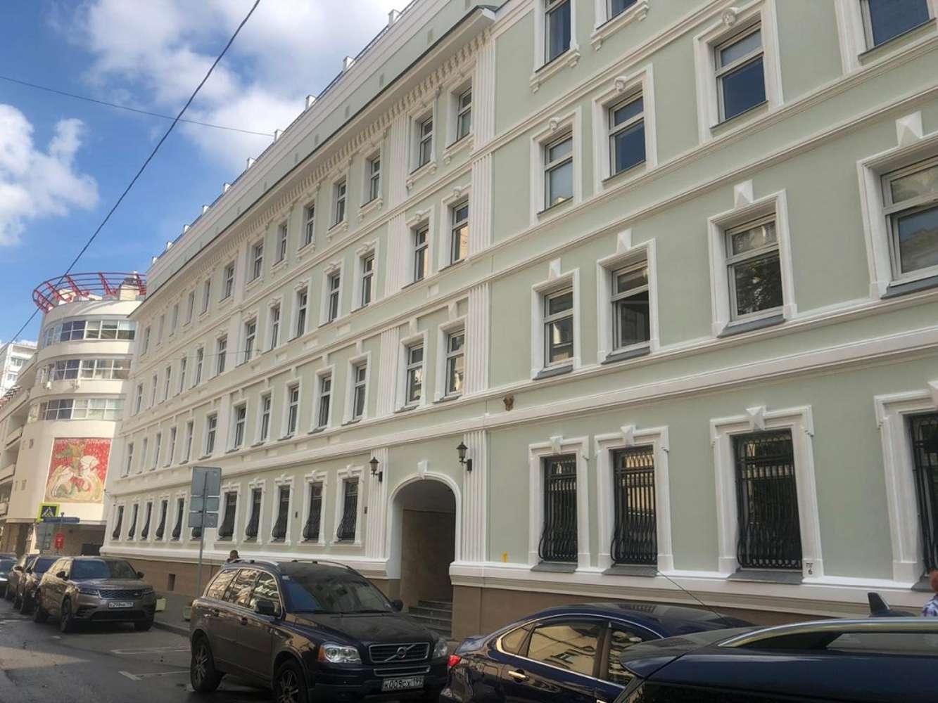 Офисная недвижимость Москва,  - Переяславский пер. 4