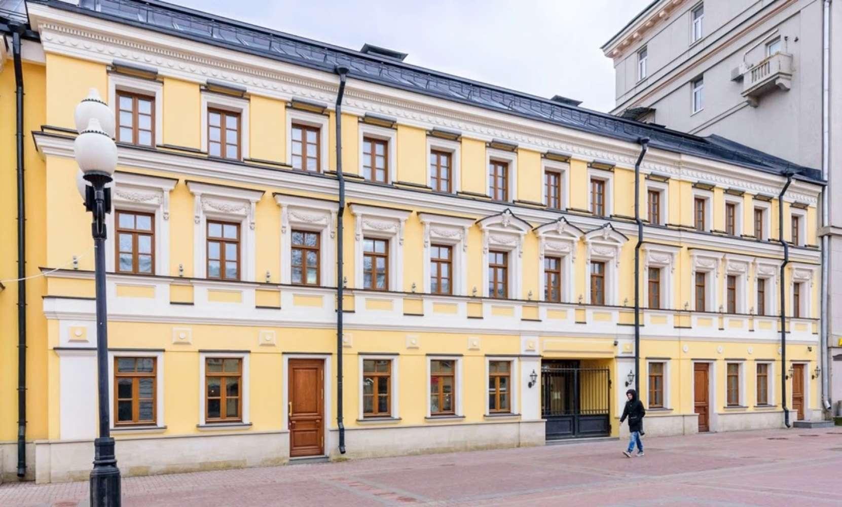 Офисная недвижимость Москва,  - Артисан