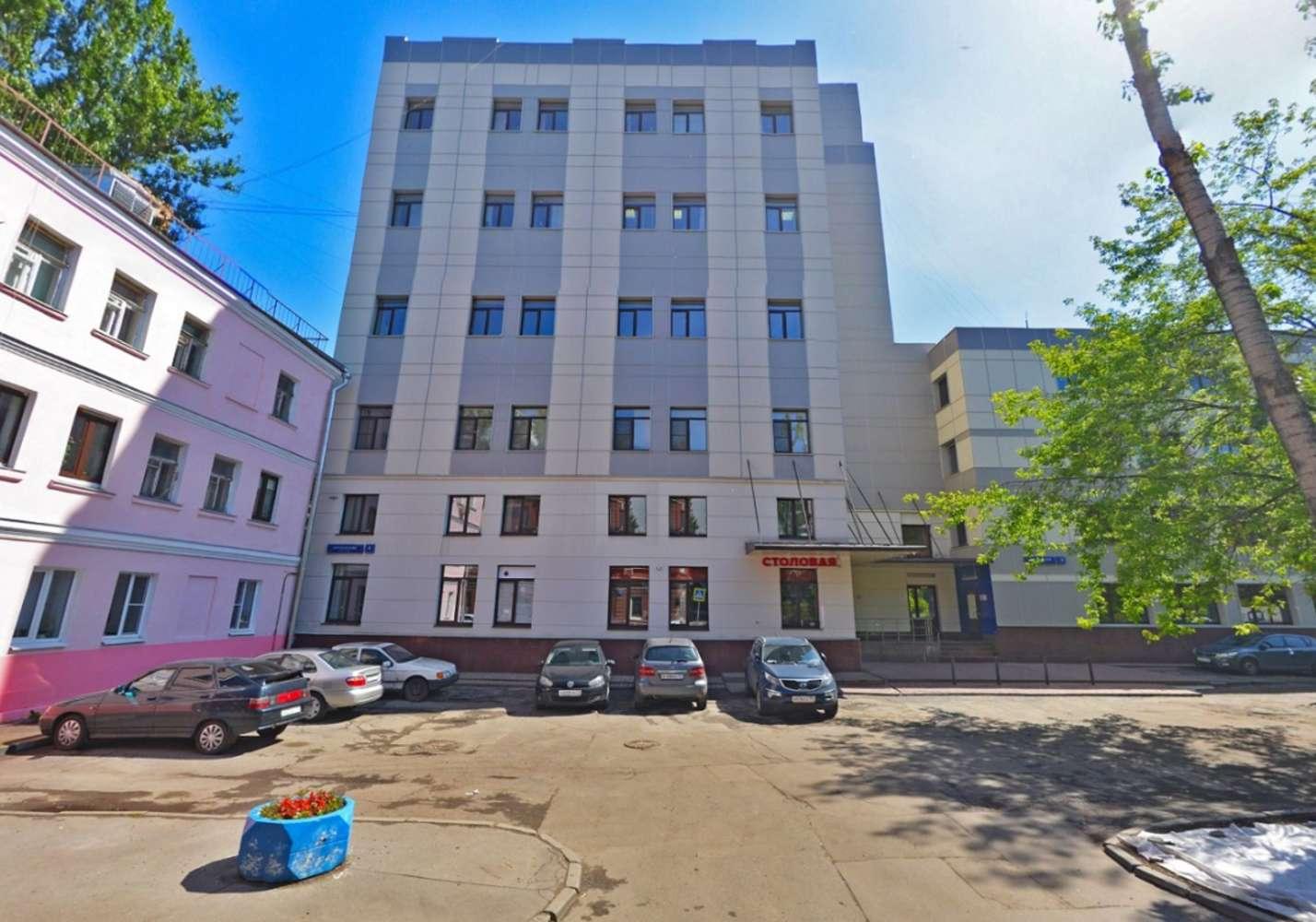 Офисная недвижимость Москва,  - Аптекарский пер. 4 стр. 2