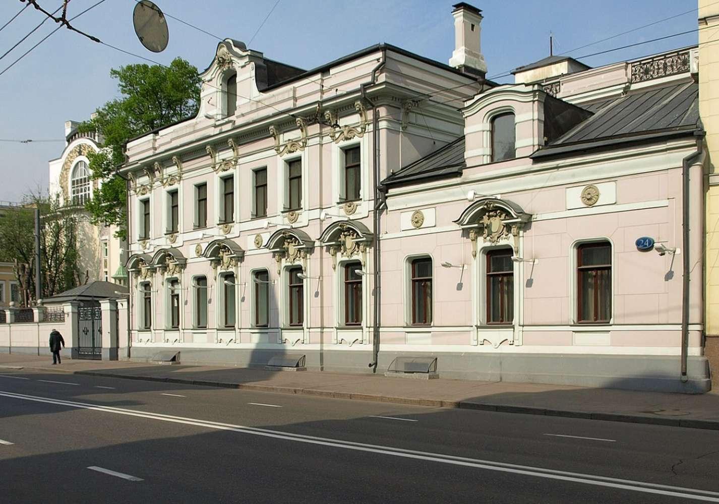 Офисная недвижимость Москва,  - Остоженка ул. 24