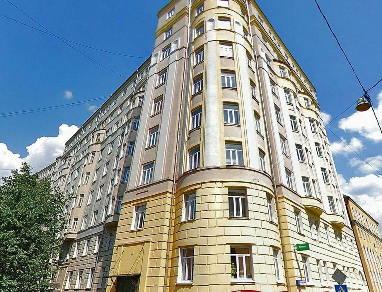 Офисная недвижимость Москва,  - Малая Пироговская ул. 16