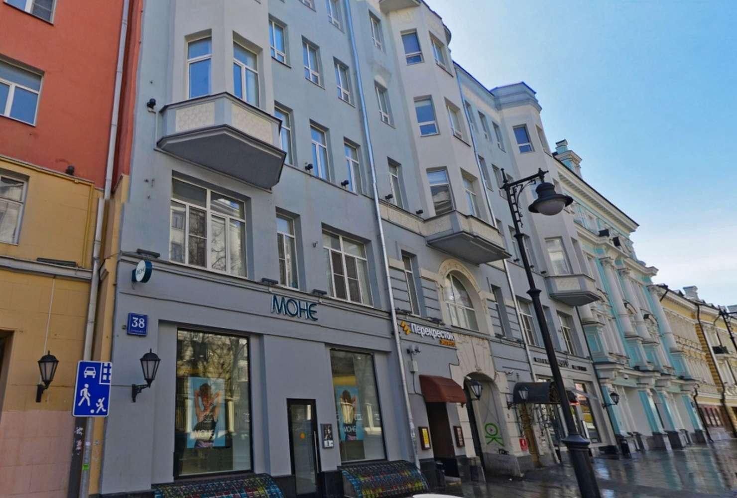 Офисная недвижимость Москва,  - Мясницкая ул. 38