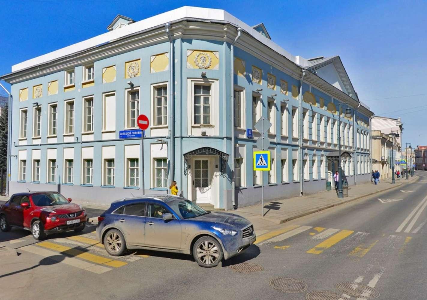 Офисная недвижимость Москва,  - Сретенка ул. 17