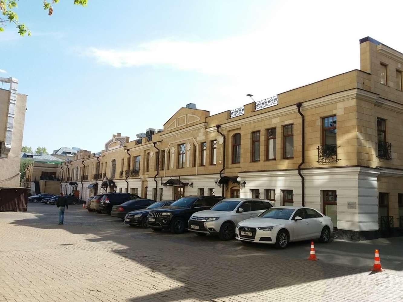 Офисная недвижимость Москва,  - Юсупов Двор