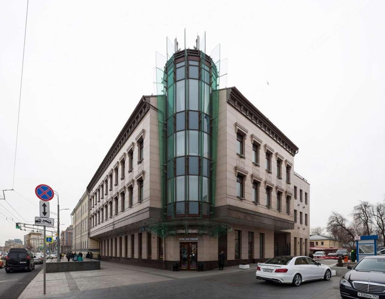 Офисная недвижимость Москва,  - Садовая-Кудринская ул. 1