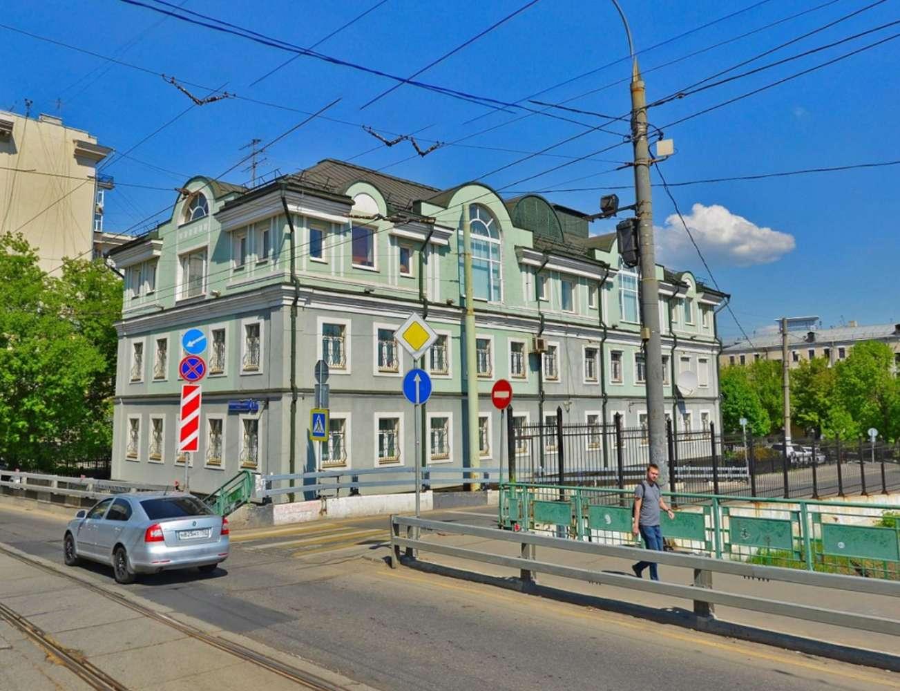 Офисная недвижимость Москва,  - Нижняя Красносельская ул. 5 стр. 4