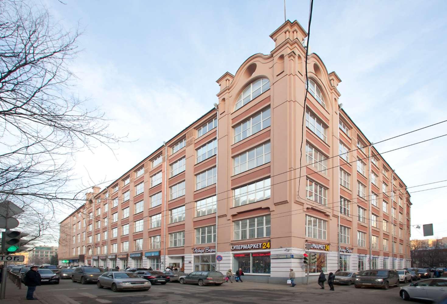 Офисная недвижимость Москва,  - Красный пролетарий