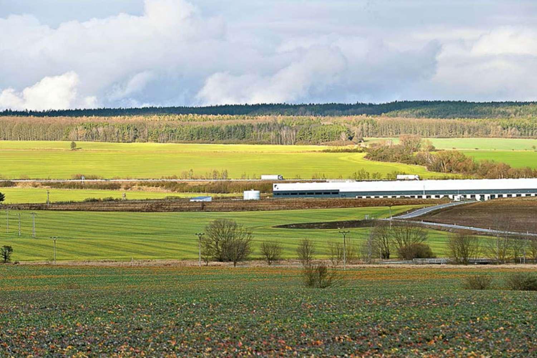 Industrial and logistics Prehysov,  - Logistické Centrum Přehýšov