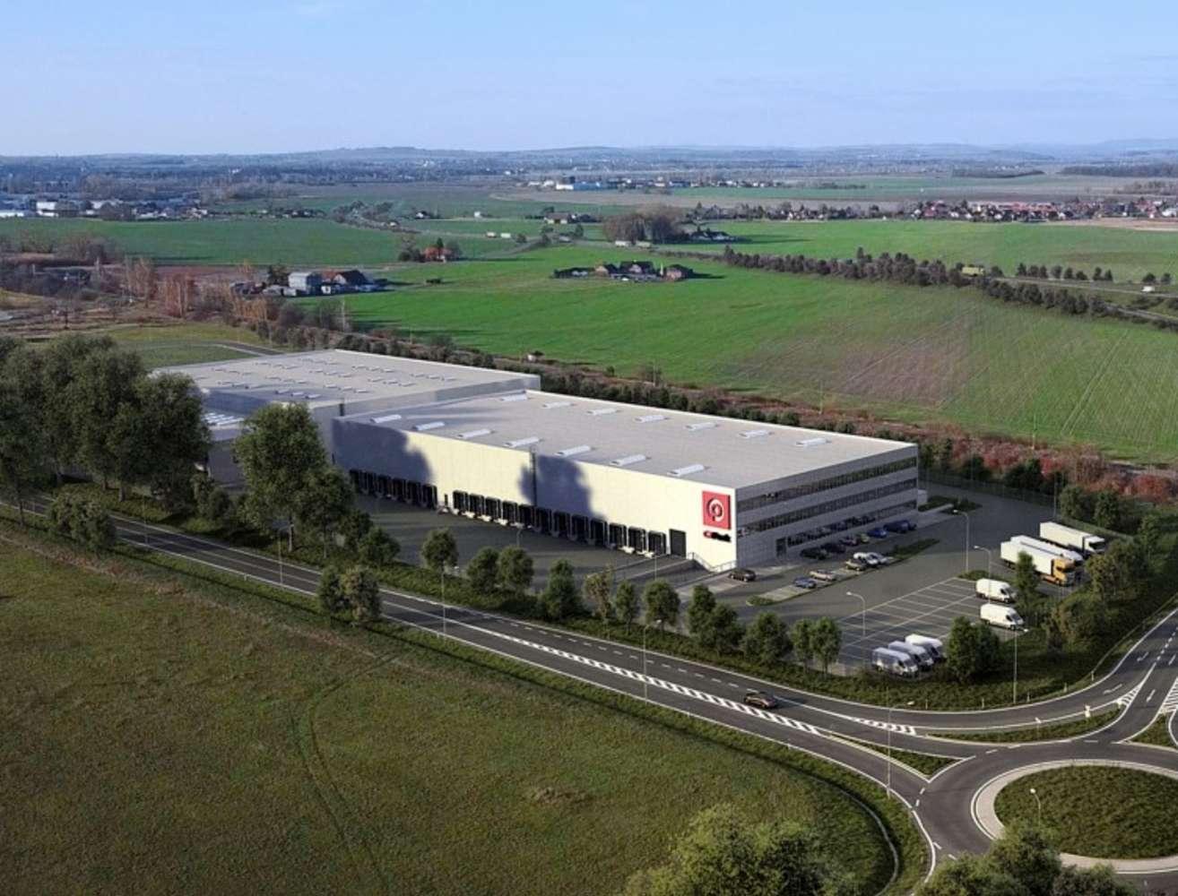 Průmyslové nemovitosti Svinery,  - CTPark Hradec Králové