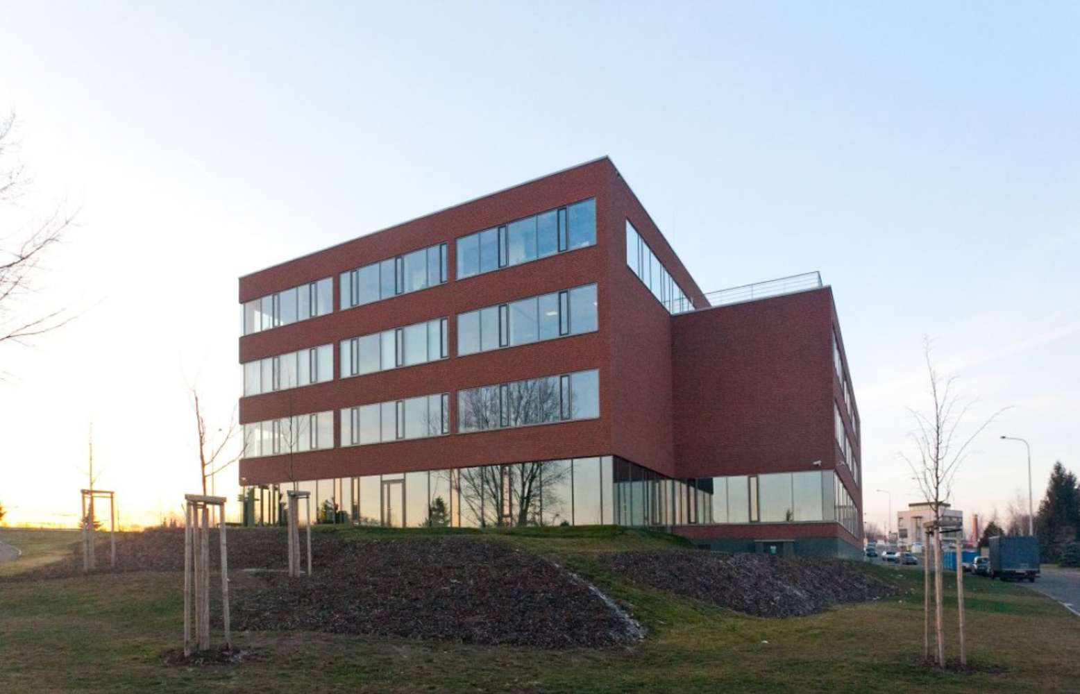 Kanceláře Praha, 155 00 - Baawer House Office