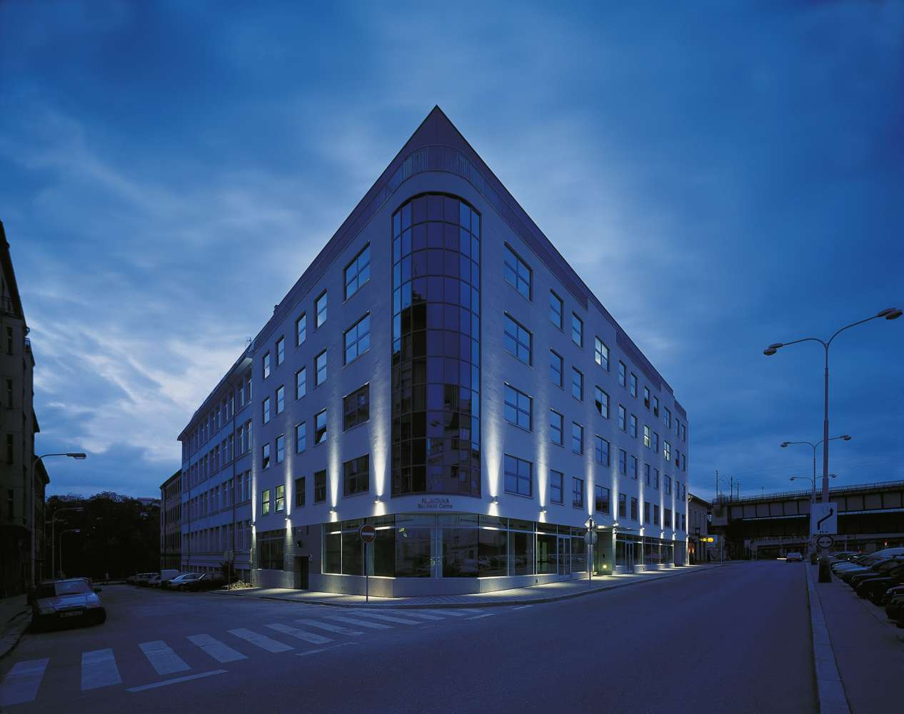 Offices Prague, 180 00 - Palmovka Business Centre