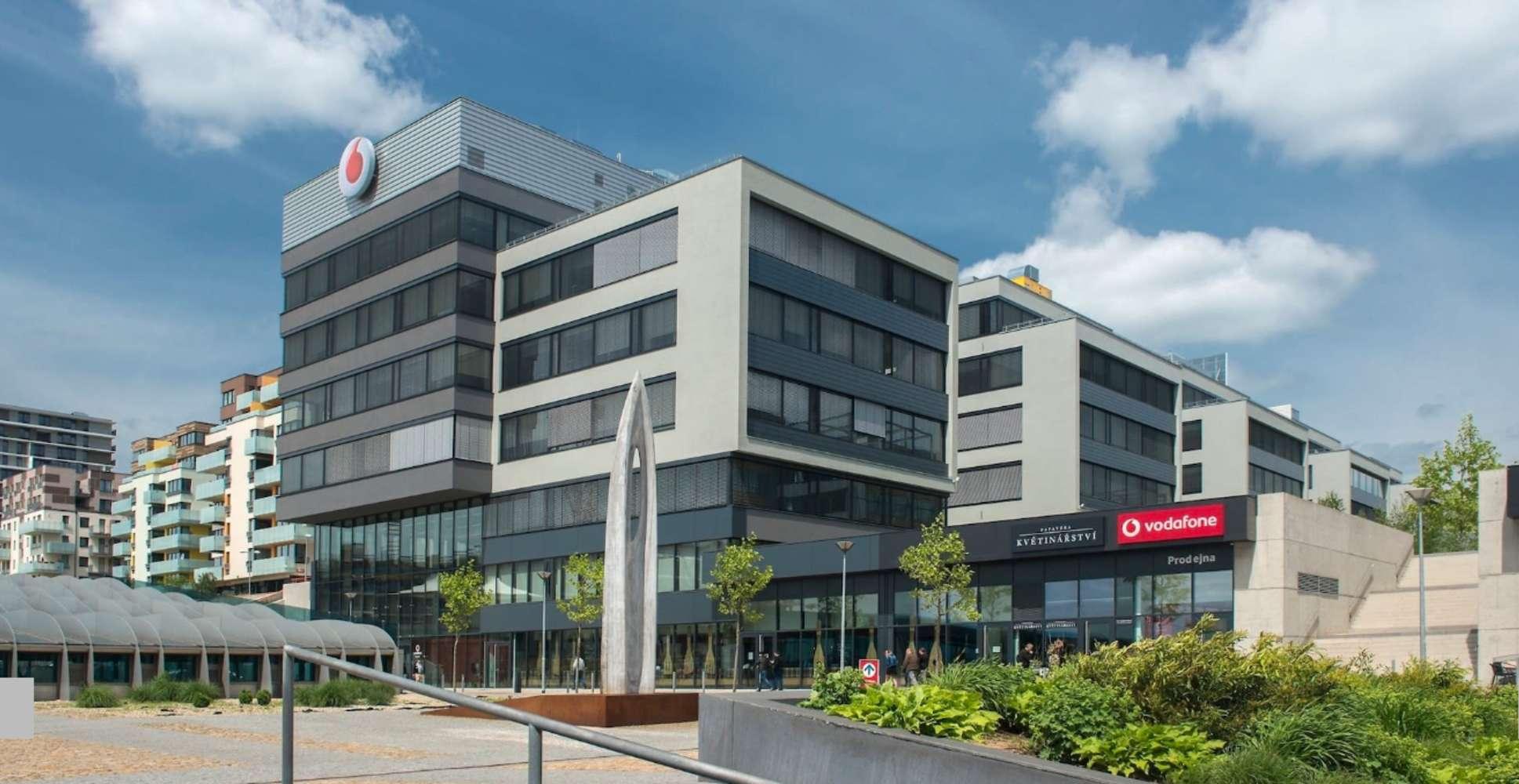Kanceláře Praha, 155 00 - City West - Building C2