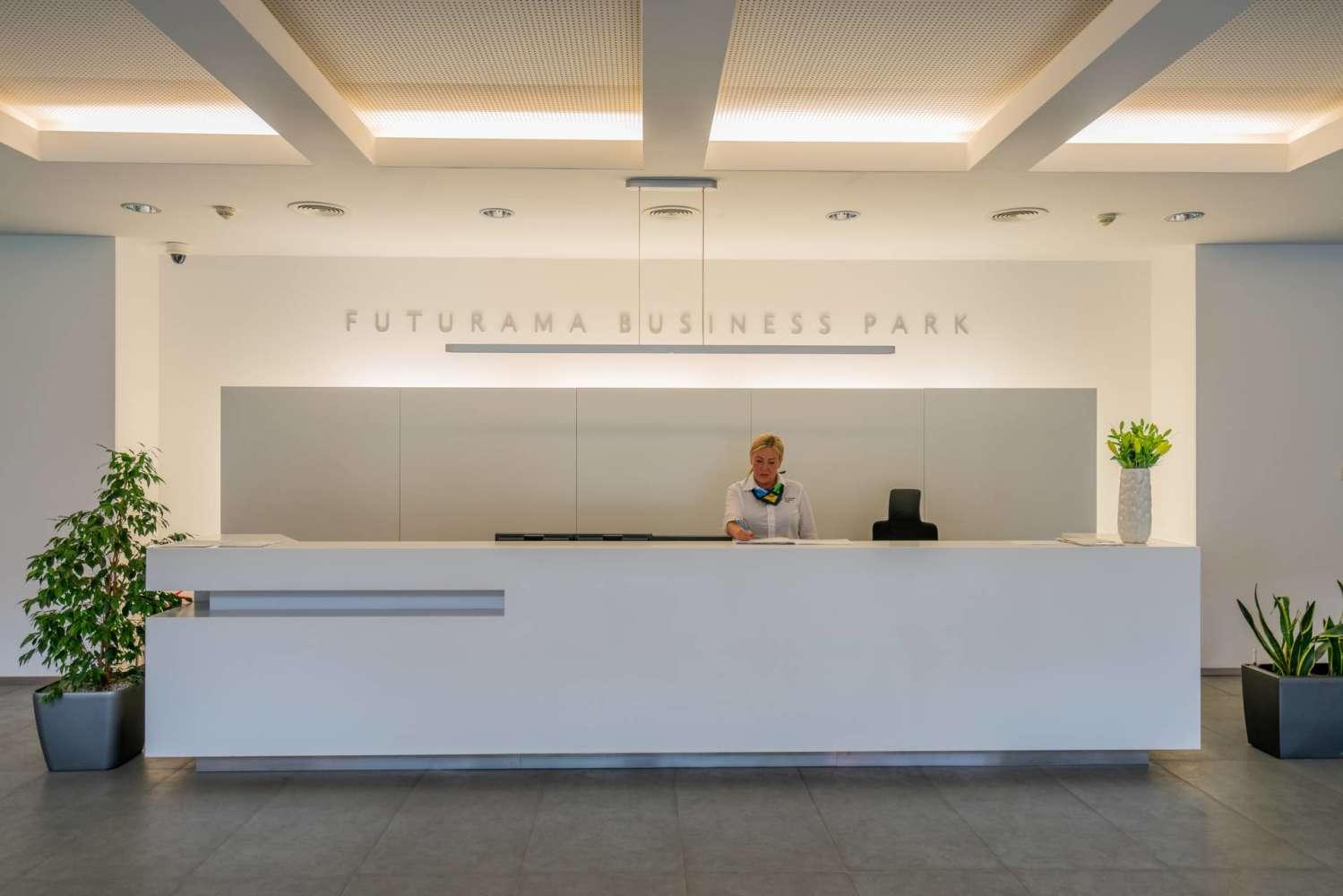 Offices Prague, 186 00 - Futurama Business Park - Building A