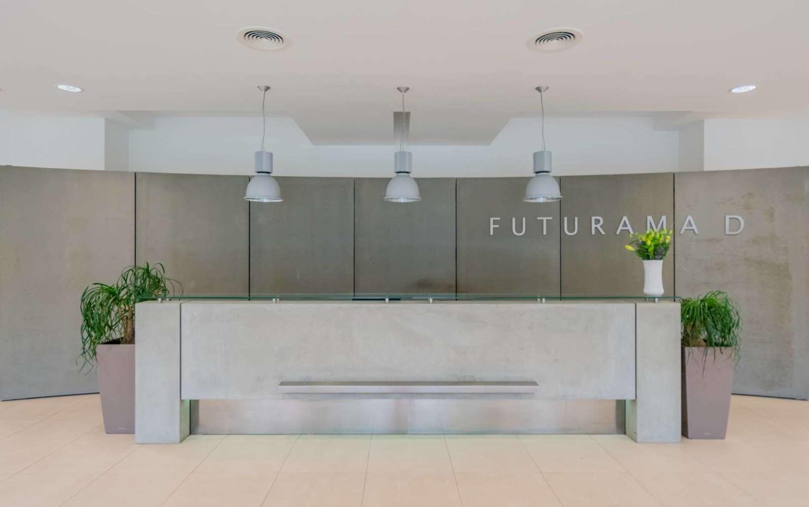 Kanceláře Praha, 186 00 - Futurama Business Park - Building D