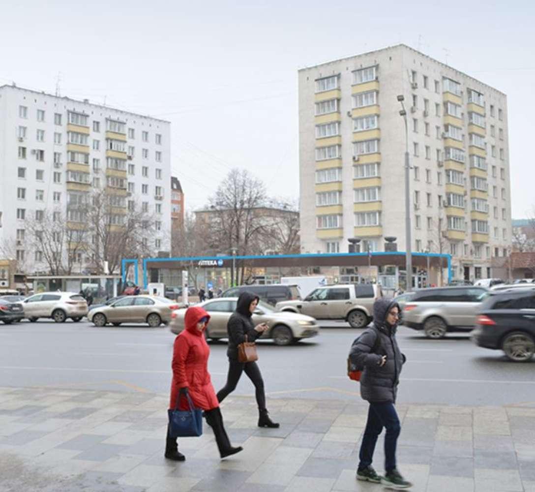 Торговая недвижимость Москва,  - Зацепский вал ул. 4 стр. 2