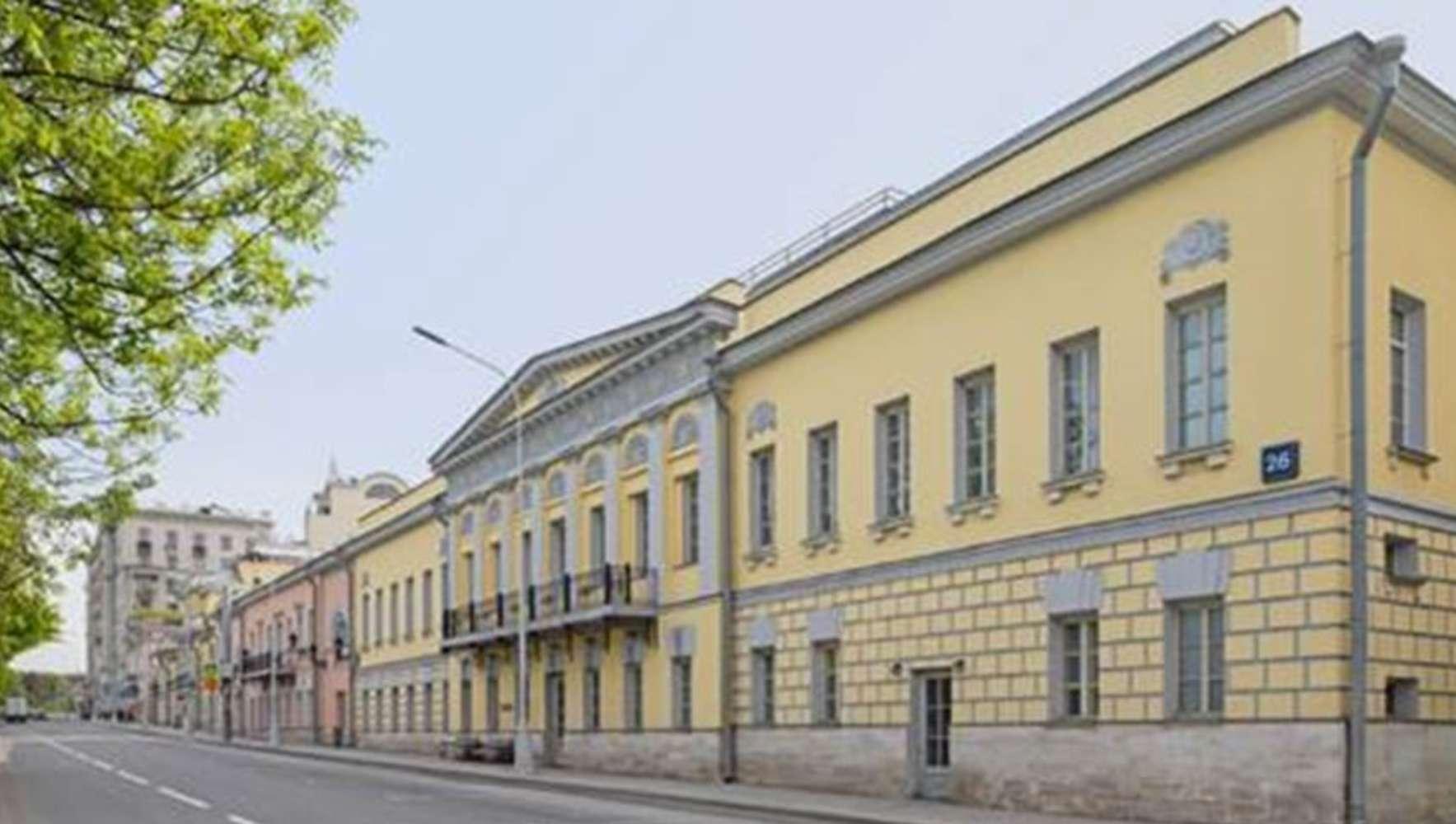 Гибкие пространства Москва,  - Space 1 Тверской бульвар