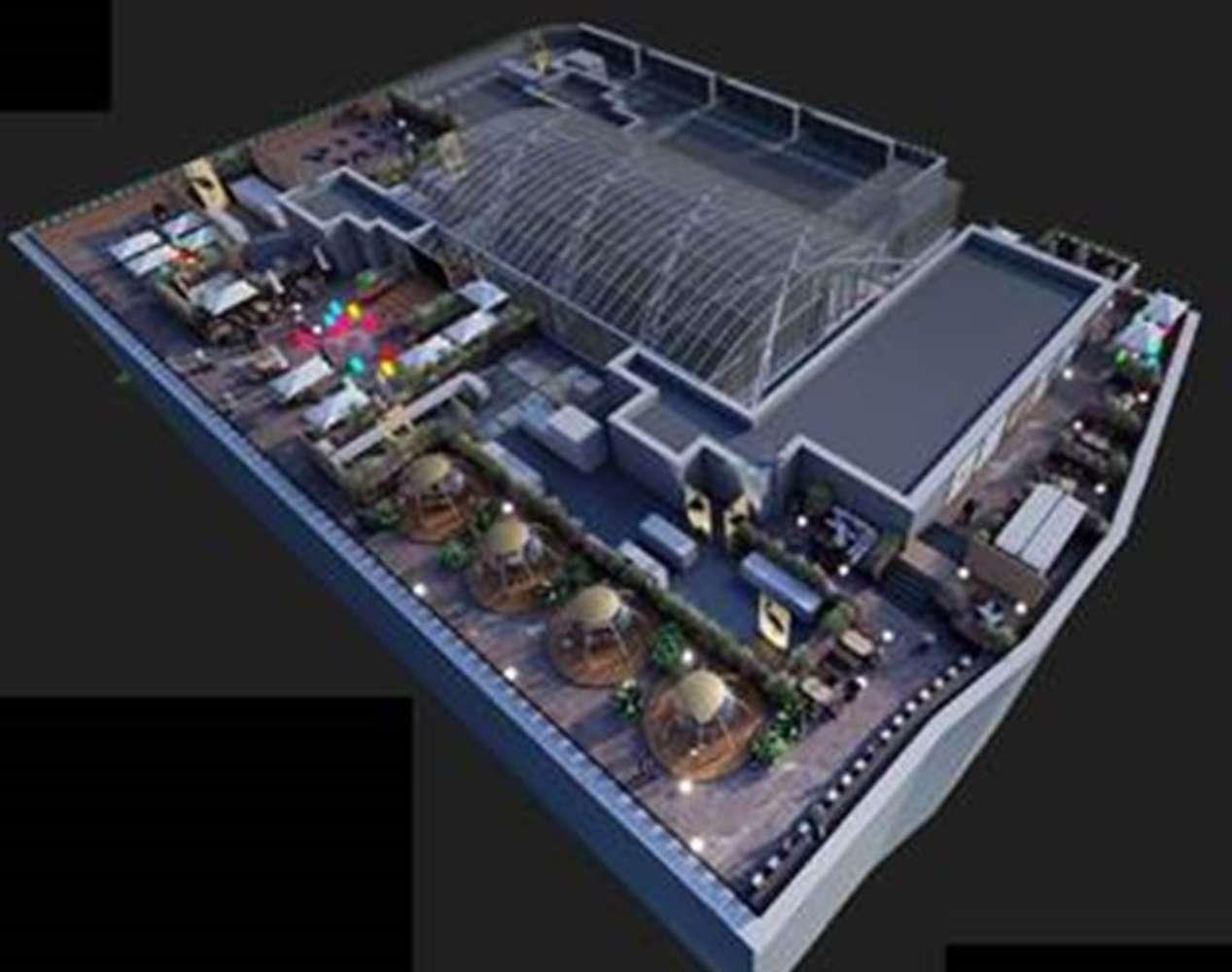Гибкие пространства Москва,  - Space 1 Балчуг