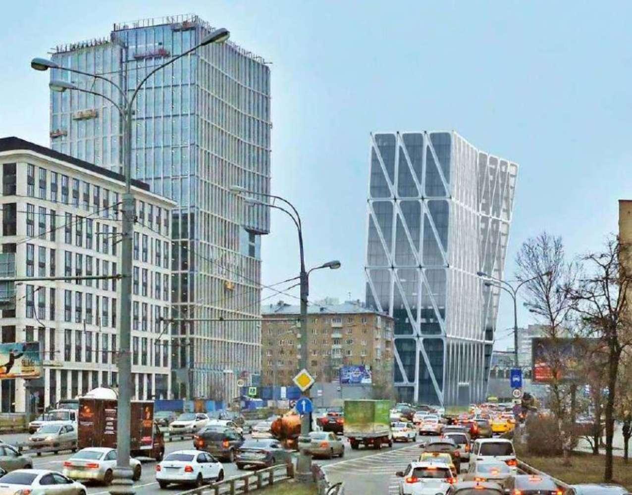 Офисная недвижимость Москва,  - МФК Дом-Кристалл