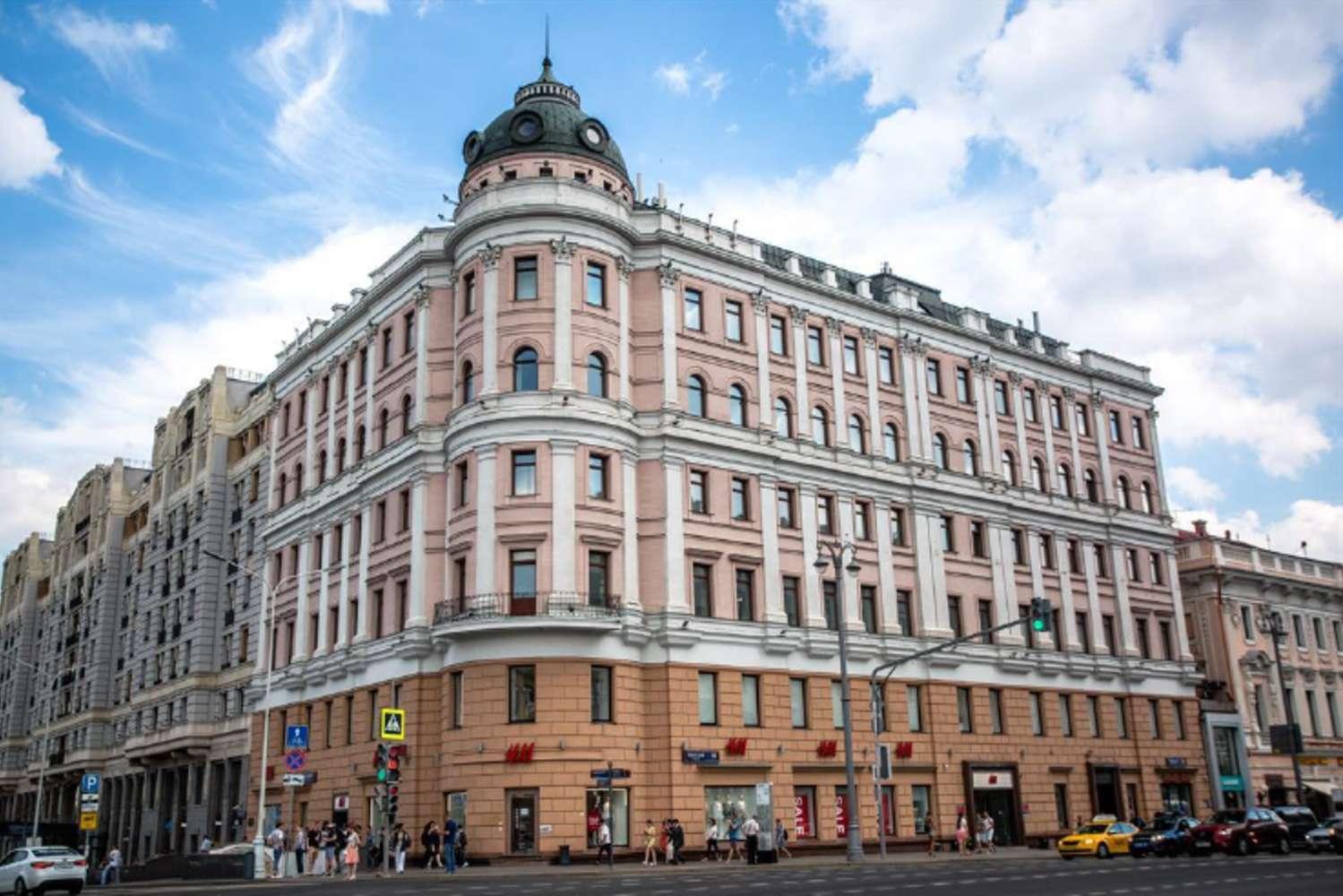 Офисная недвижимость Москва,  - Галерея Актер