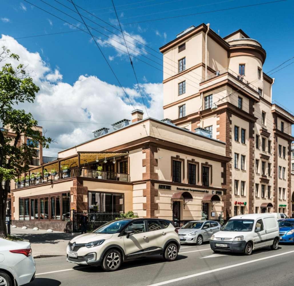 Офисная недвижимость Санкт-петербург,  - Кристалл