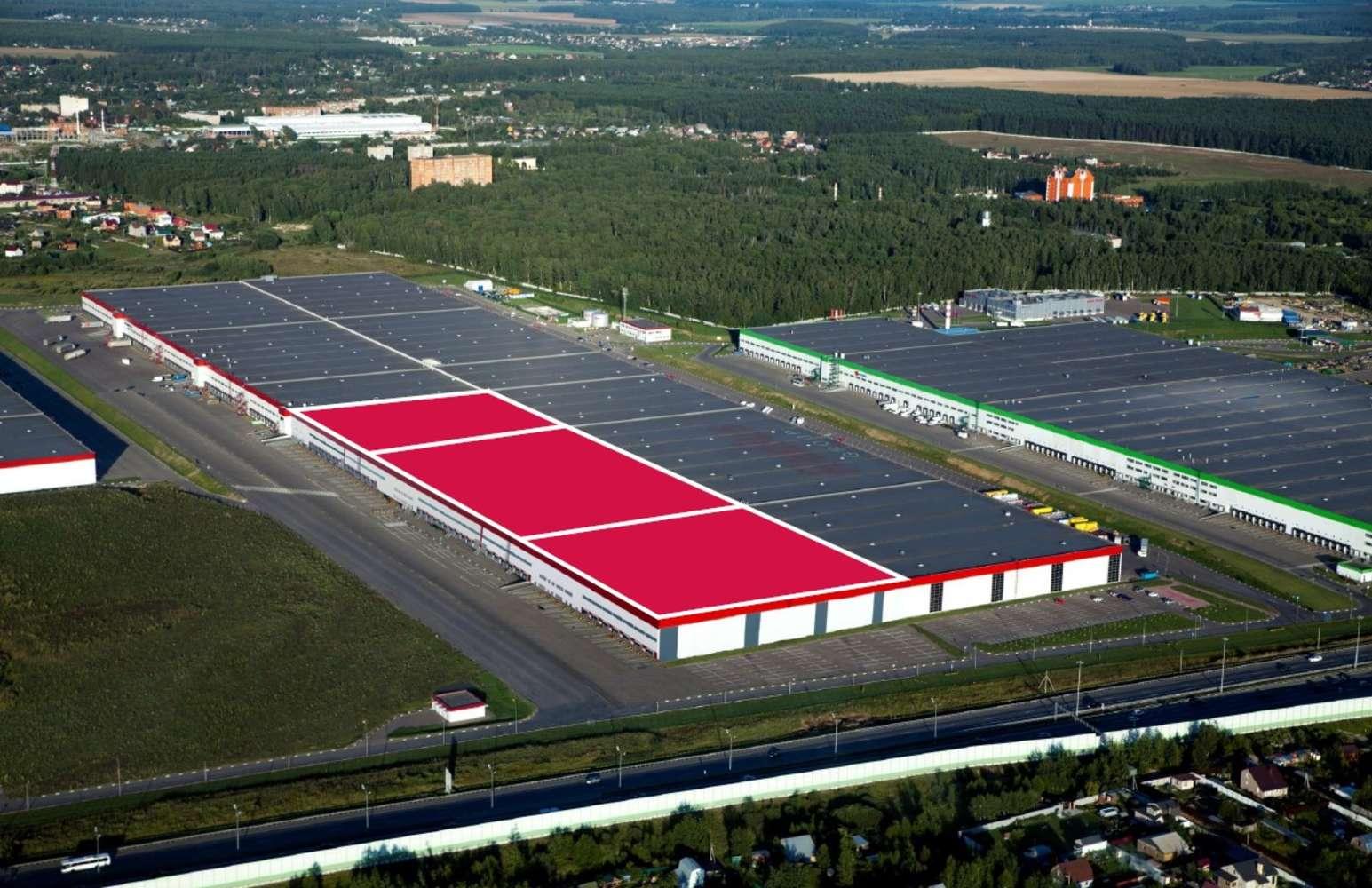 Складская недвижимость Москва,  - Индустриальный Парк Южные Врата