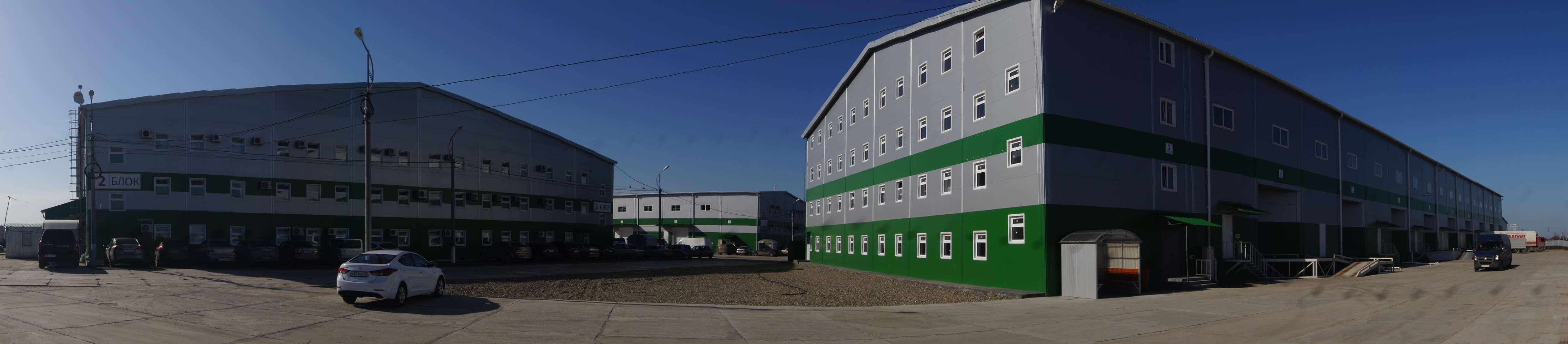 Складская недвижимость Краснодар,  - Складской комплекс Азимут