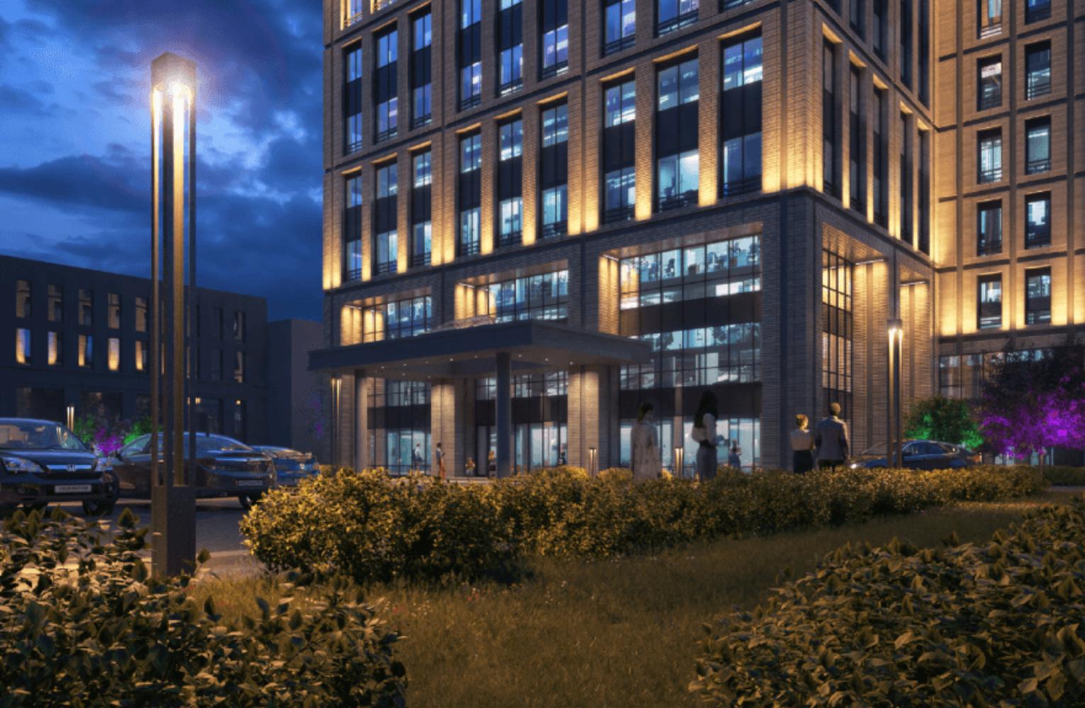 Офисная недвижимость Санкт-петербург,  - ATLAS CITY I