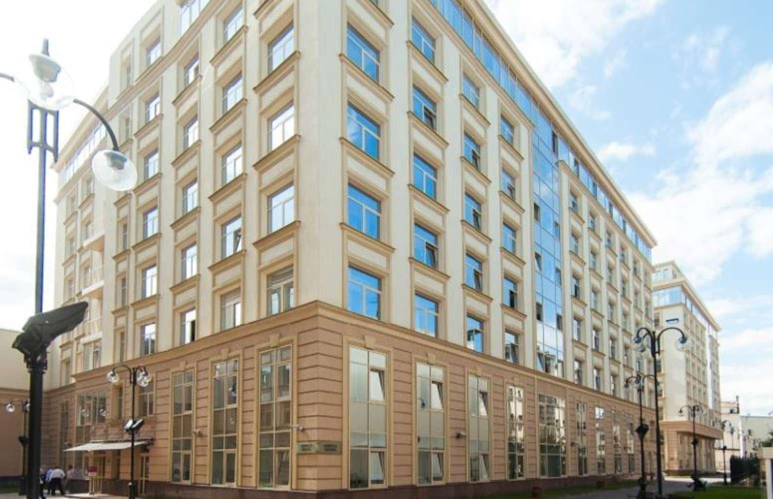 Офисная недвижимость Санкт-петербург, 191119 - Renaissance Plaza