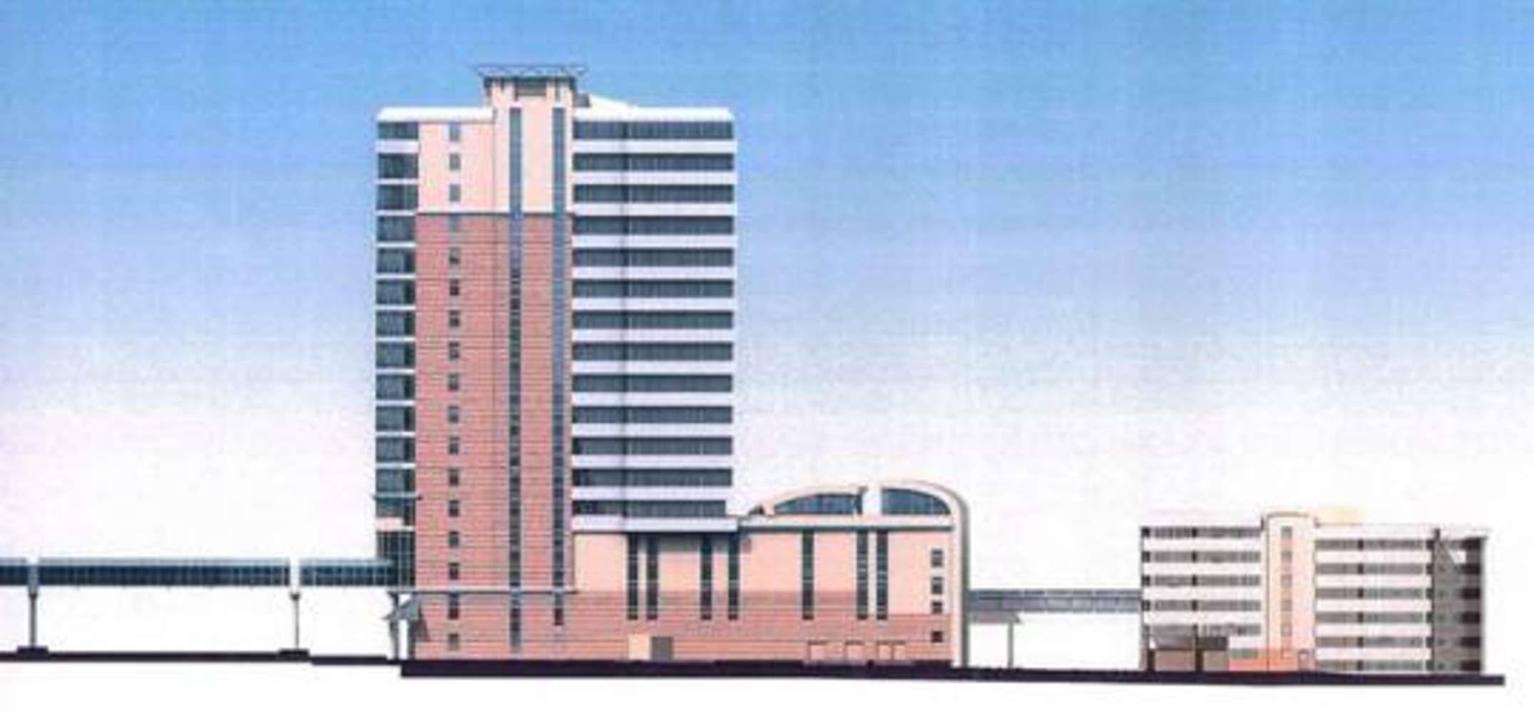 Офисная недвижимость Москва,  - Sokol Bridge, Фаза 2 - 1