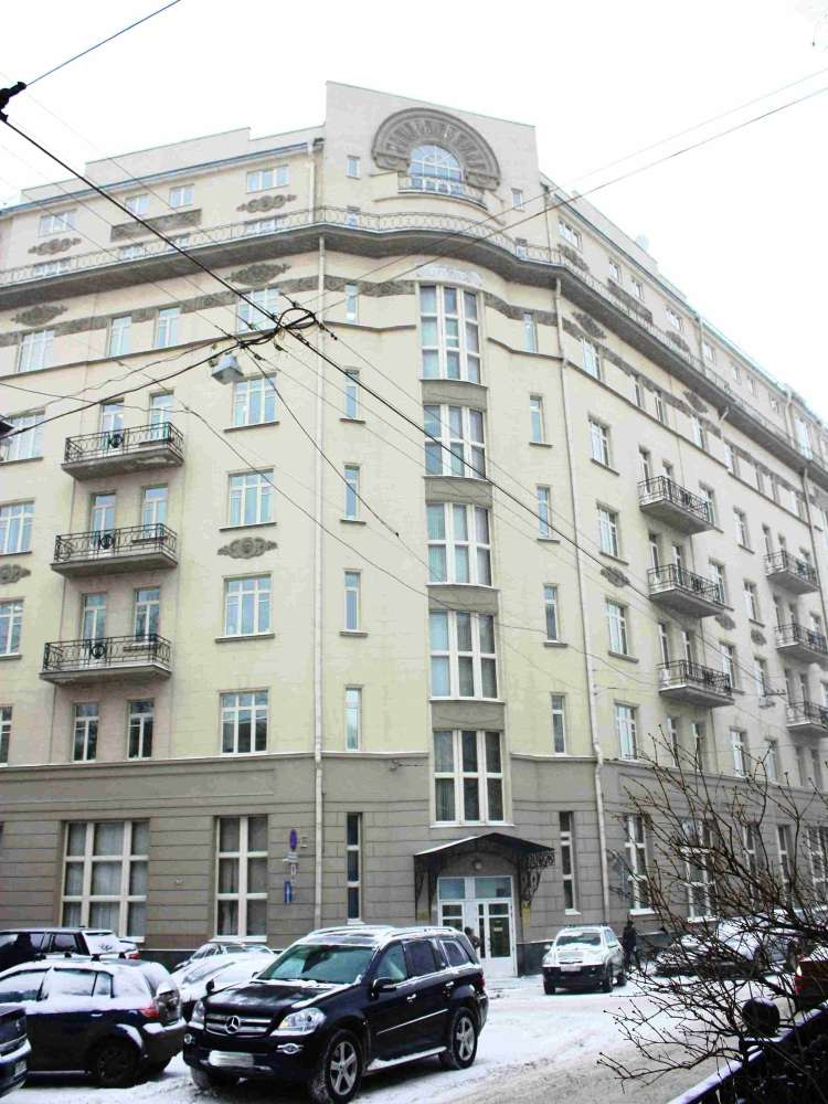 Офисная недвижимость Москва,  - Покровские Ворота - 8