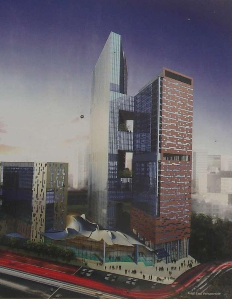 Офисная недвижимость Москва, 123317 - IQ Квартал - 3