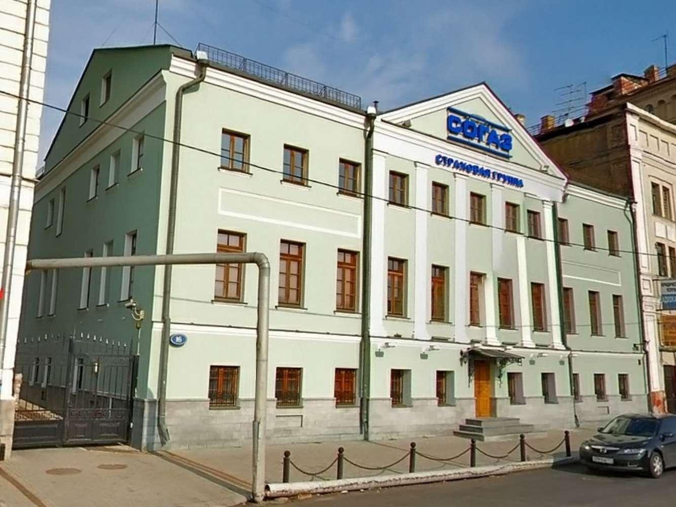 Офисная недвижимость Москва,  - Болотная ул. 16 стр. 1