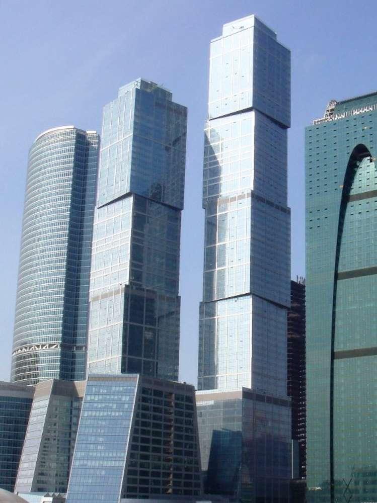 Офисная недвижимость Москва, 123317 - Город Cтолиц Южный Блок - 3