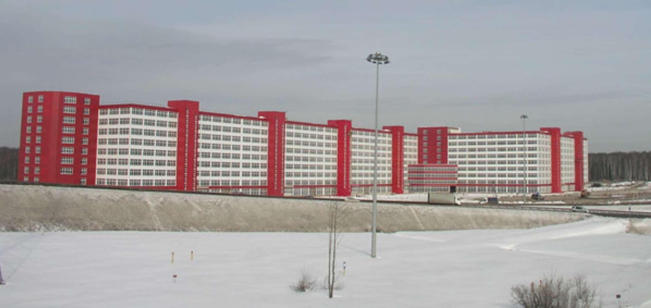 Офисная недвижимость Москва,  - Румянцево - 9