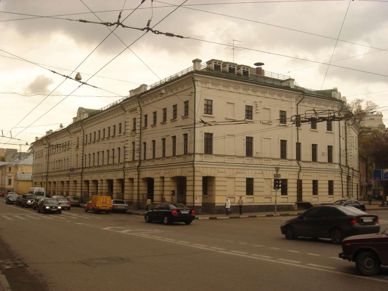 Офисная недвижимость Москва,  - Спартаковская ул. 5 Стр. 1 - 2
