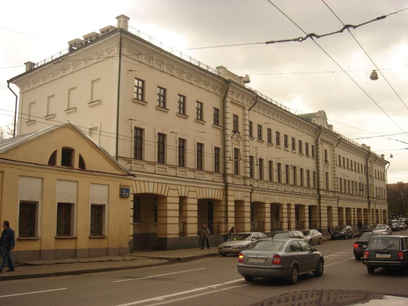 Офисная недвижимость Москва,  - Спартаковская ул. 5 Стр. 1 - 5