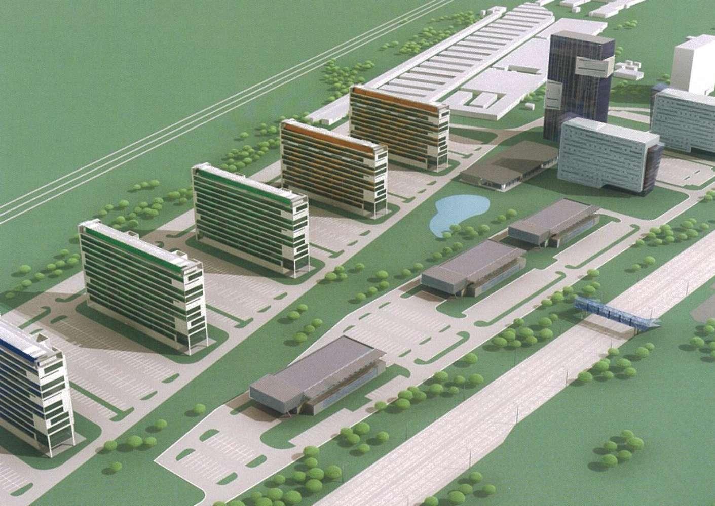 Офисная недвижимость Москва,  - Химки Бизнес Парк Фаза IV - 9