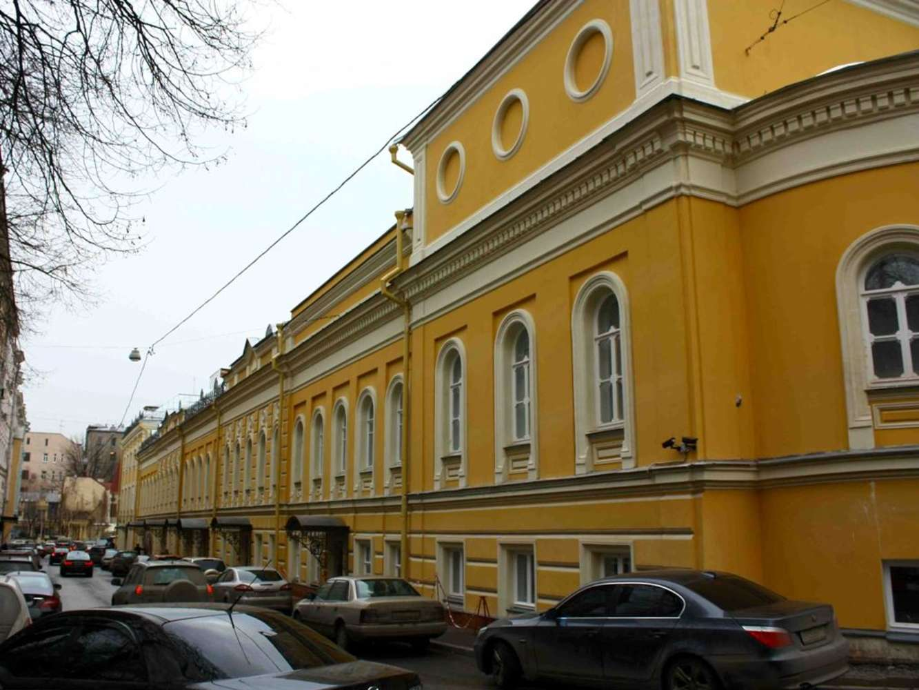 Офисная недвижимость Москва,  - Дом на Маяковке - 5