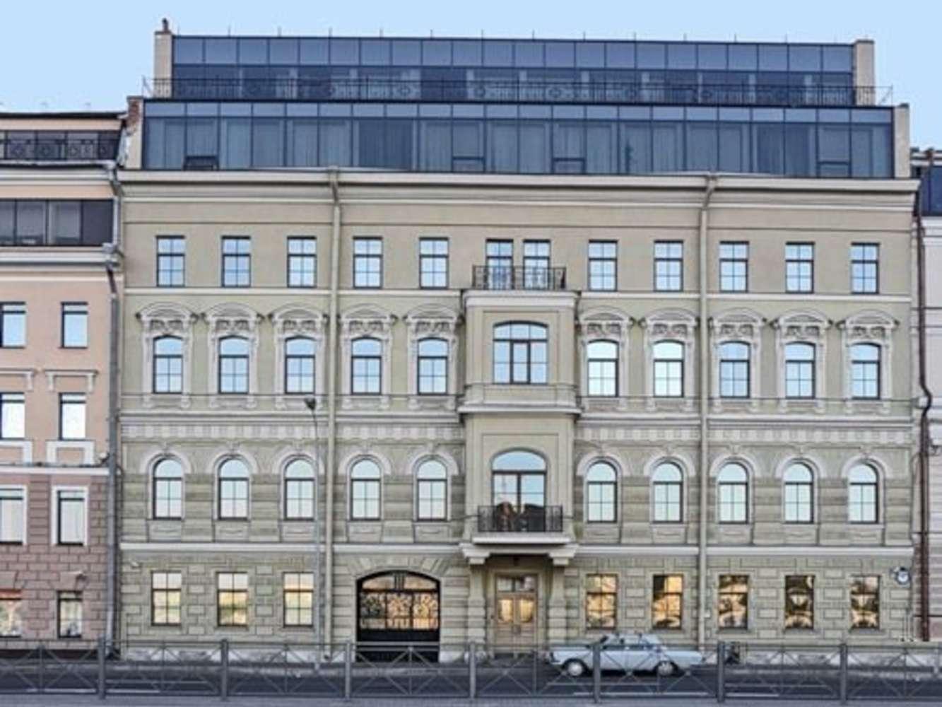 Офисная недвижимость Санкт-петербург,  - Башкировъ - 0