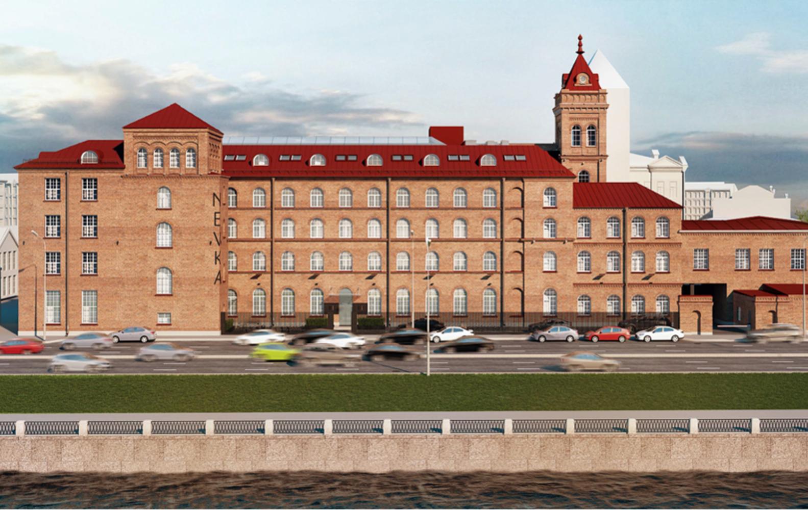 Офисная недвижимость Санкт-петербург, 194044 - Деловой центр Невка - 4