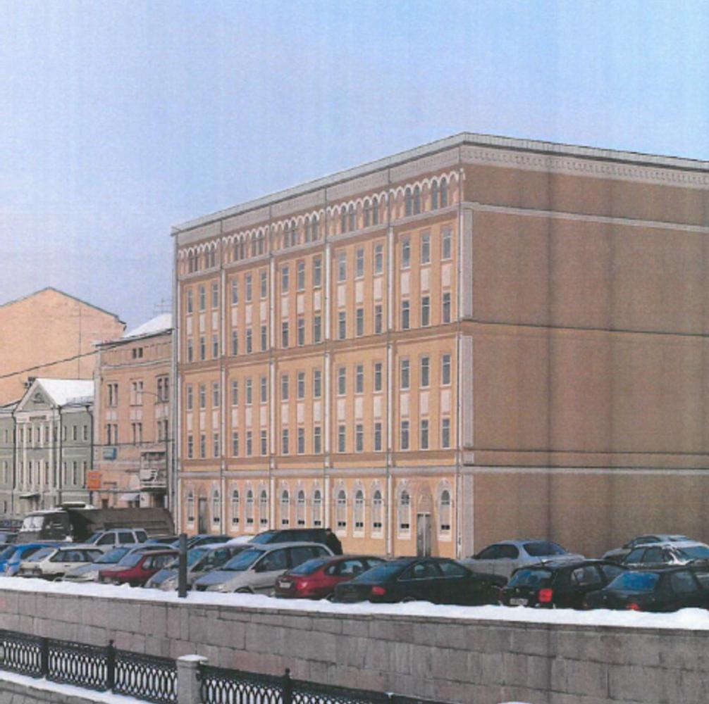 Офисная недвижимость Москва,  - Софийская наб. 34 стр. 3 - 5