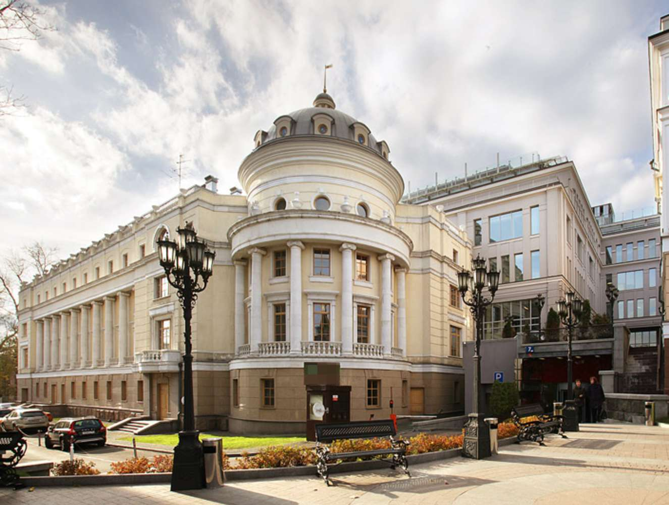 Офисная недвижимость Москва,  - Волхонка ул. 6 стр. 2