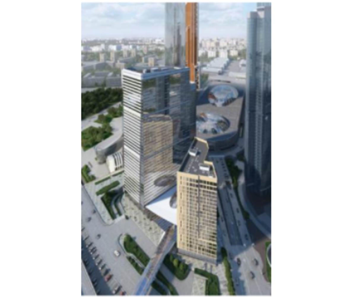 Офисная недвижимость Москва, 123317 - IQ Квартал - 5