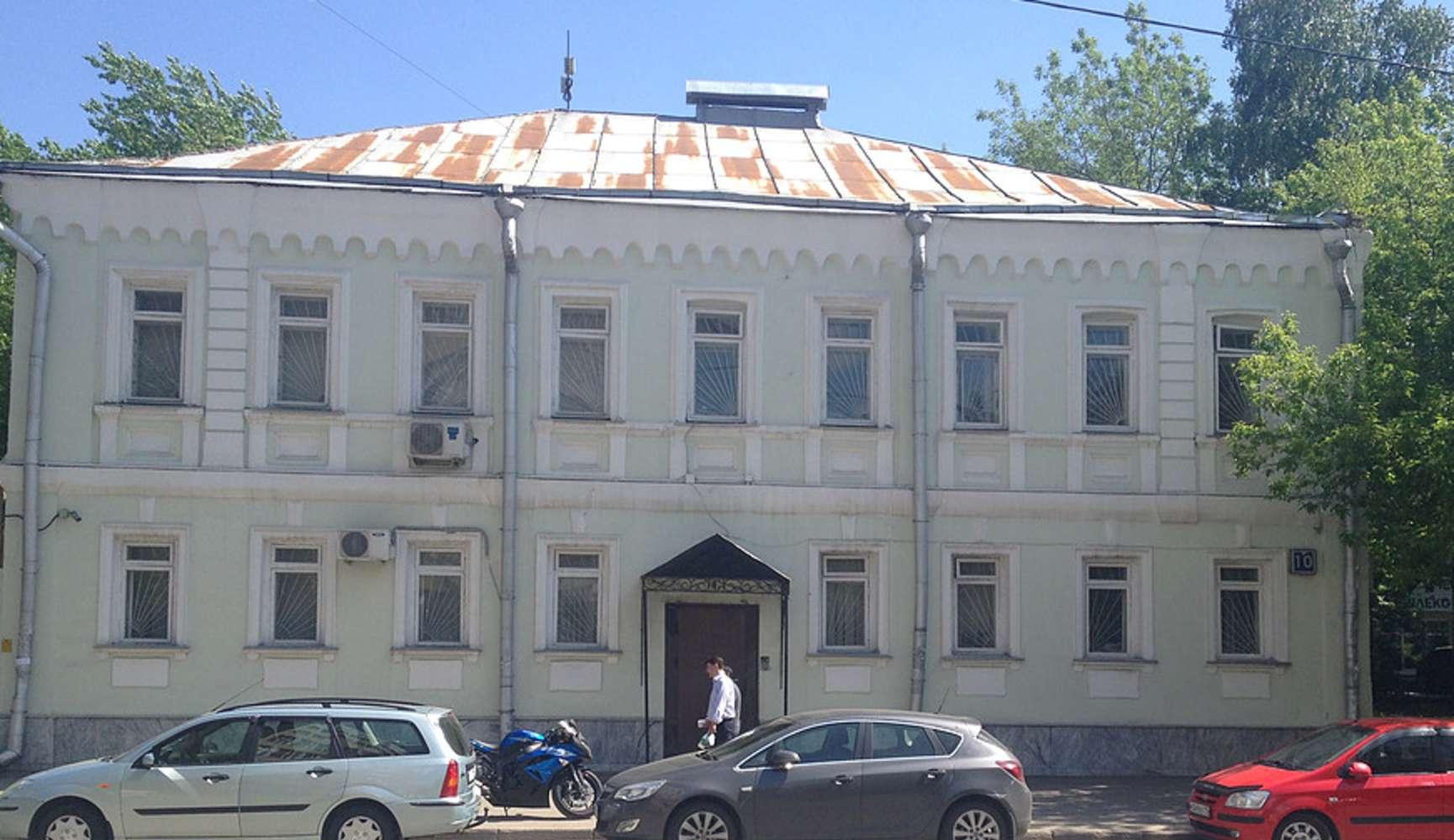 Офисная недвижимость Москва,  - 1 Коптельский пер. 10 стр. 1