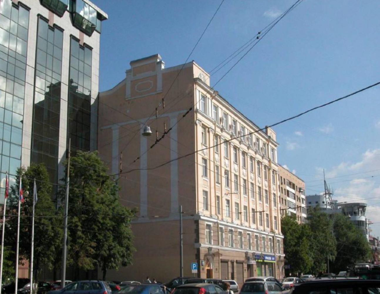 Офисная недвижимость Москва,  - Лесная ул. 43 - 8