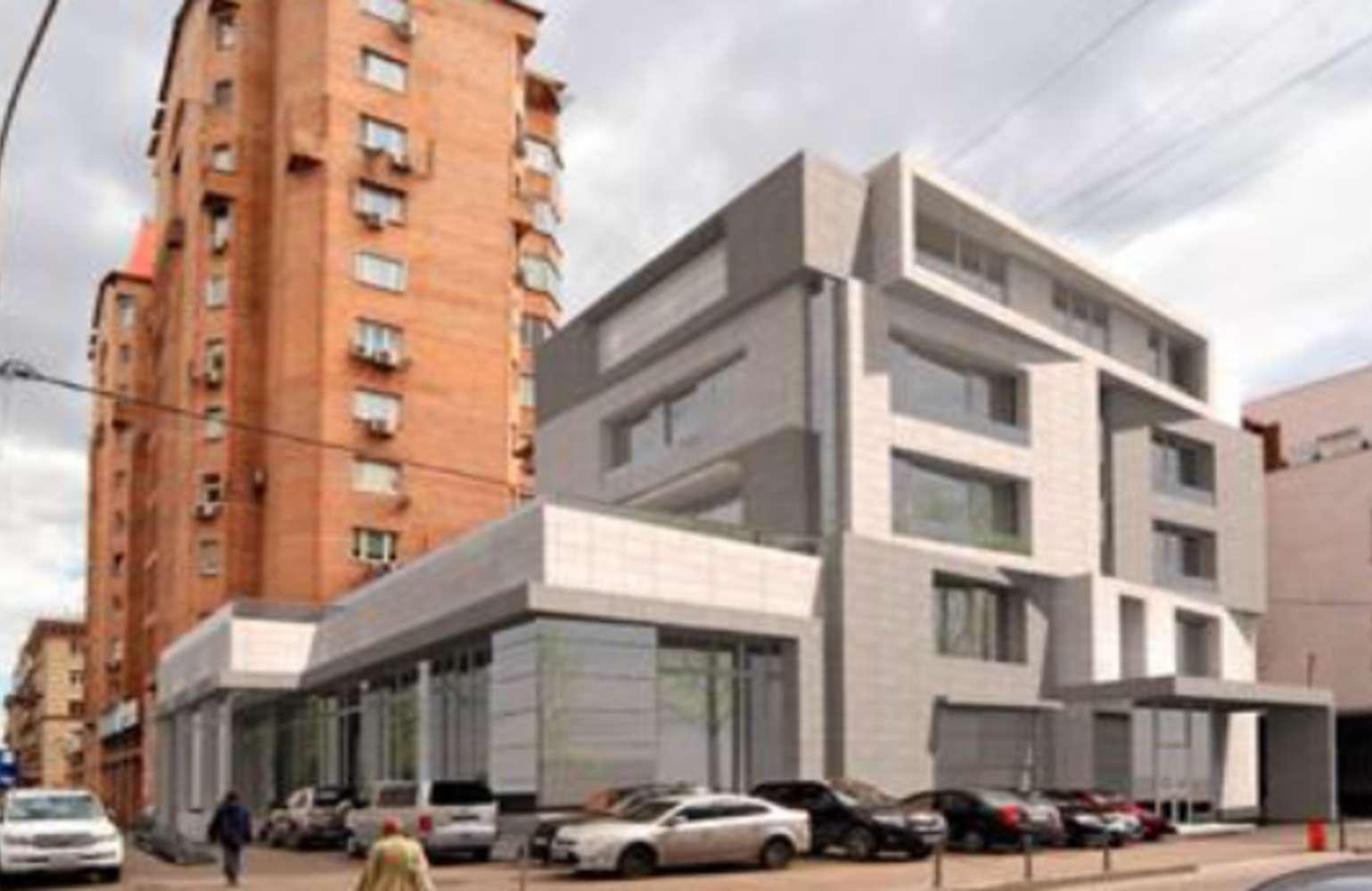 Офисная недвижимость Москва,  - Валовая ул. 21 стр. 125