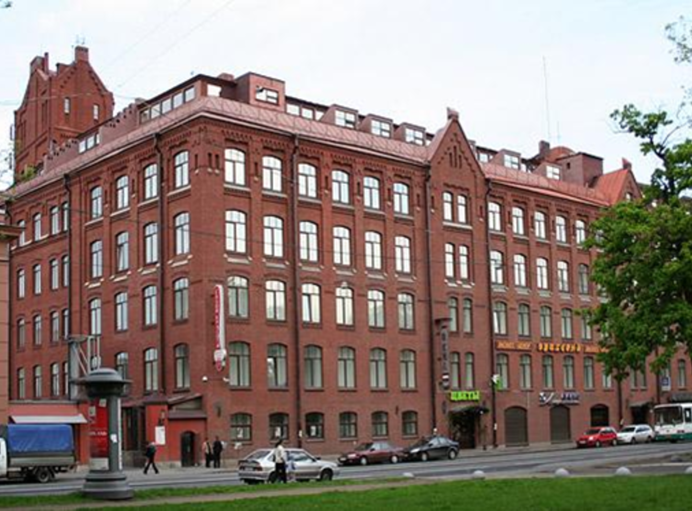 Офисная недвижимость Санкт-петербург, 194044 - Эриксон - 6